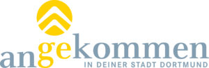 angekommen in deiner Stadt Dortmund Logo